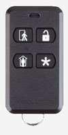 2GIG key fob controller