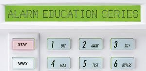 security pro alarm education series