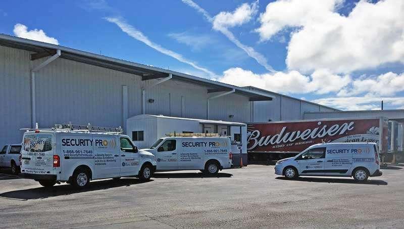 Security Pro secures Anheuser-Busch distributor Wayne Densch, Inc
