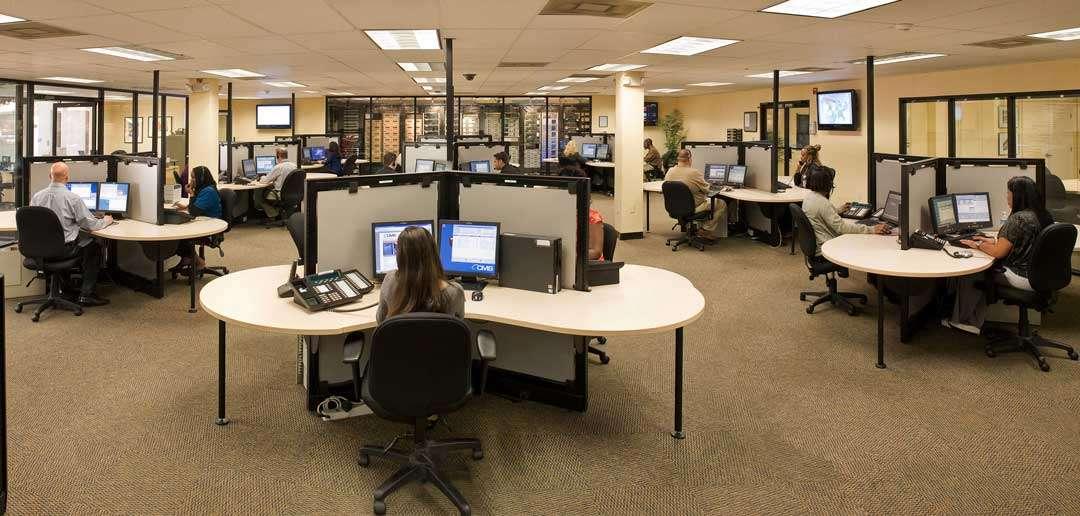 Alarm Monitoring Center
