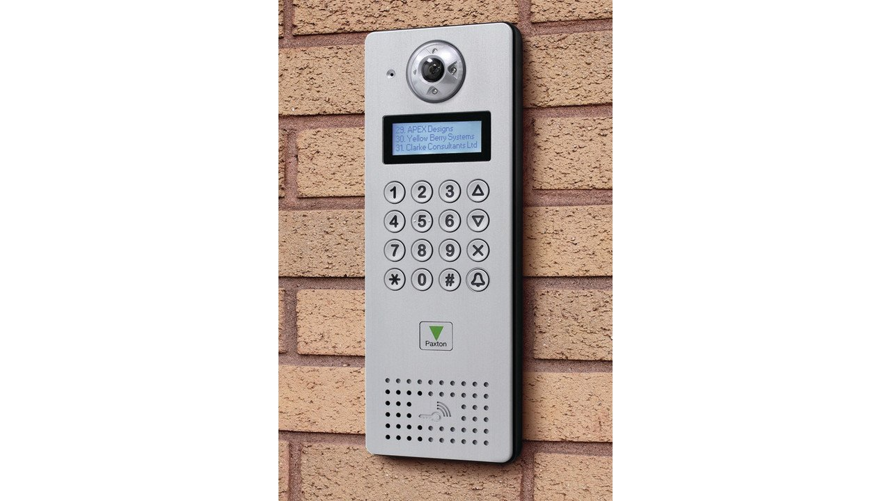 Paxton phone access system