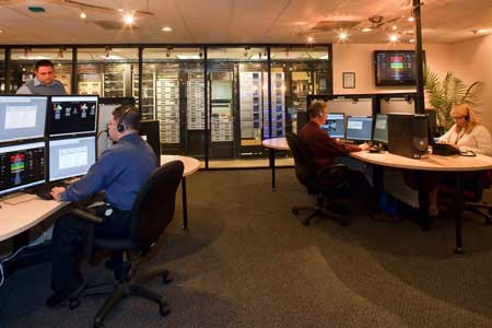 Security Pro's UL-listed Central Monitoring station