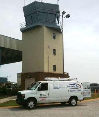 Kissimmee Air Traffic Control Tower