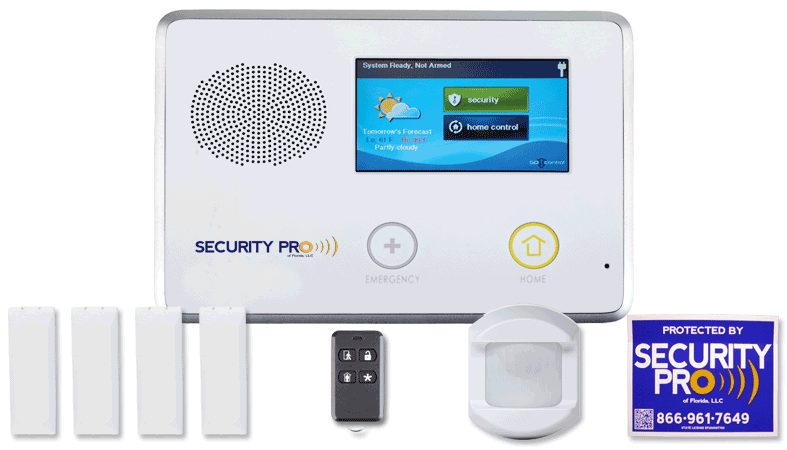 Apopka FL security systems installed FREE