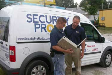 Security Pro Technicians