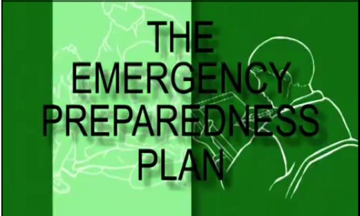 emergency plan for your family