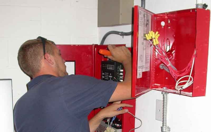 Fire Alarm System Emergency Repair Service